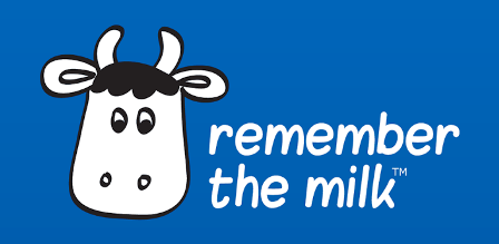 L'application du mois : remember the milk, c'est vachement bien