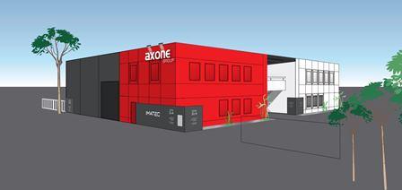 Locaux d'AXONE Group : du nouveau !