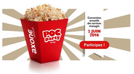 POC Party ! L'événement planétaire de l'informatique managée