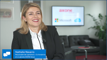 Interview de Nathalie Navarro et Enguerrand de Carvalho