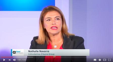 Sensation: Nathalie Navarro crève l'écran!