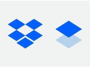 Icônes Paper Dropbox