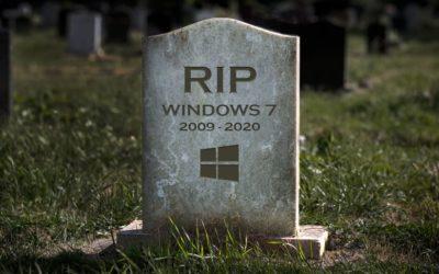 Fin de Windows 7… C'est le moment de paniquer??